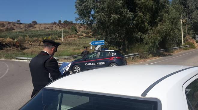Montescaglioso,  trovati dai carabinieri durante un controllo del territorio due Tarantini