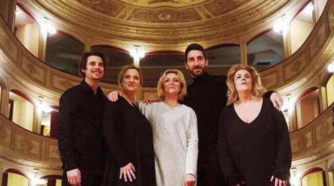 La Compagnia teatrale Ariadne