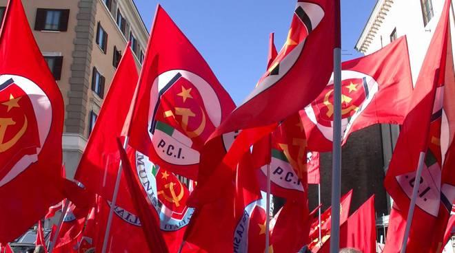 Bandiere Pci