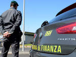 Guardia di Finanza e novellame sequestrato