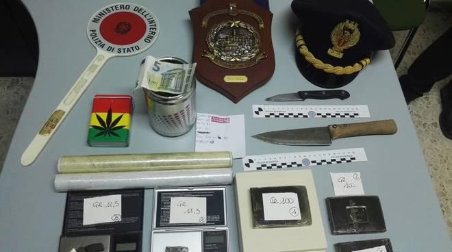 Sigarette con hashish: arrestato il gestore di un circolo di Battipaglia