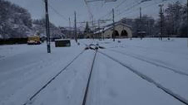 Neve Potenza-Foggia