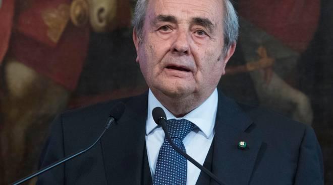 Raffaello De Ruggeri, sindaco di Matera