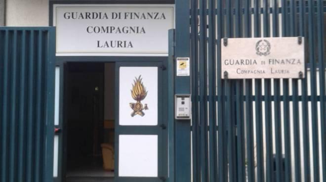 Sede Guardia di Finanza di Lauria