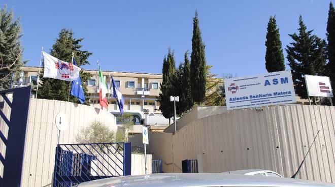Azienda sanitaria Matera
