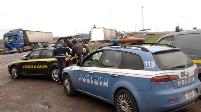 Controlli Polizia Stradale e Guardia di Finanza