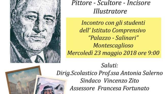 Montescaglioso, Tomàs Ditaranto, un lucano illustre da valorizzare