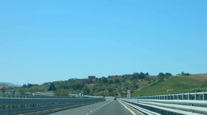 Strada Potenza-Melfi