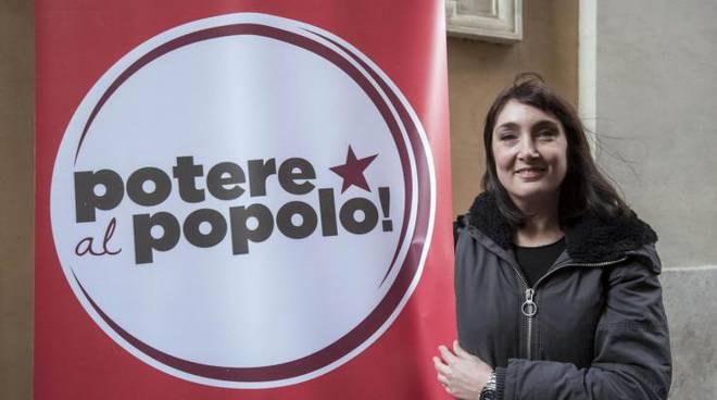 Potere al Popolo, la leader Viola Carofalo