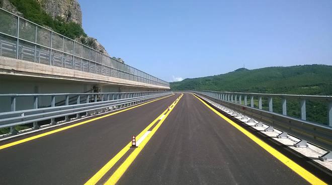Viadotto aperto
