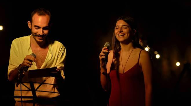 Marco Gorgoglione ed Eleonora Fisco