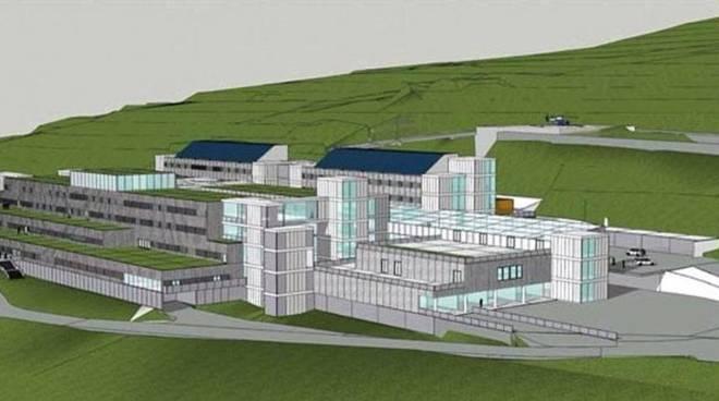 Nuovo ospedale Lagonegro