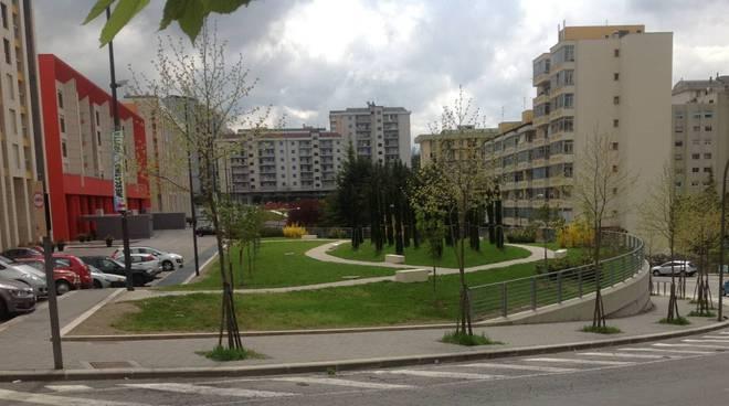 Poggio Tre Galli, quartiere di Potenza