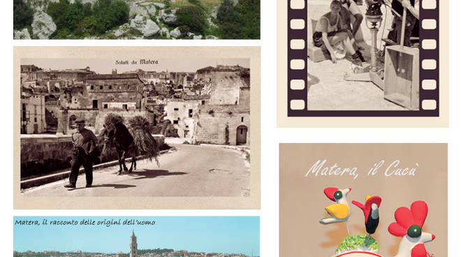Cartoline Matera
