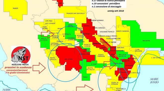 Concessioni e permessi petroliferi