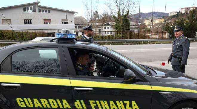 Guardia di Finanza Rionero
