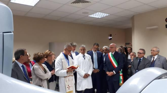 Inaugurazione Radoterapia