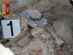 Bomba ritrovata a Matera