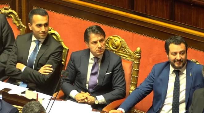 Salvini Conte Di Maio