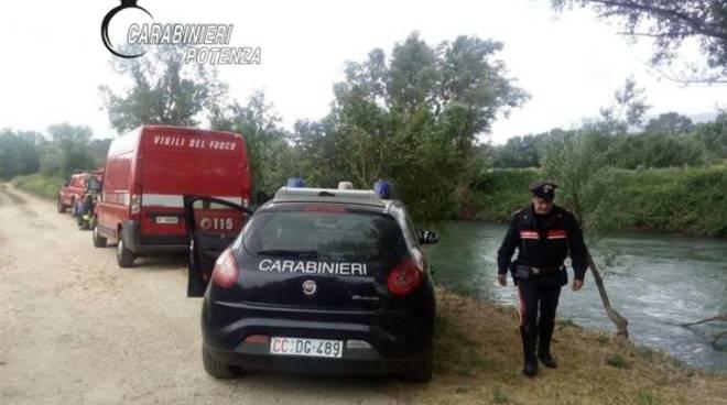 Soccorsi carabinieri