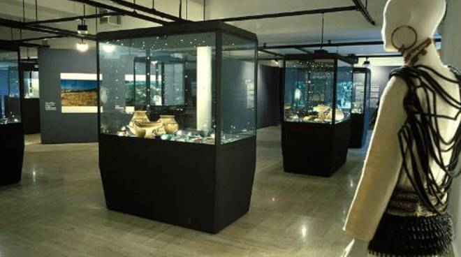 Locandina Museo Siritide