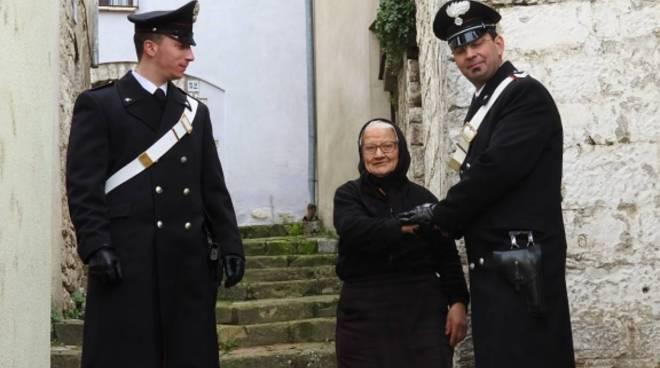 Carabinieri di Acerenza