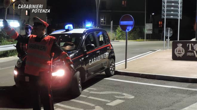 Carabinieri di Tolve