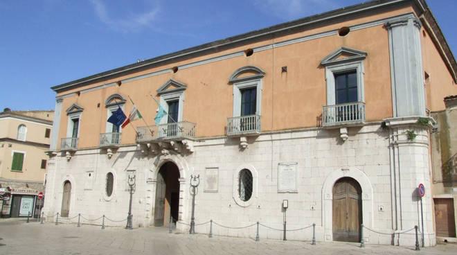 Palazzo Calvini, Comune di Venosa
