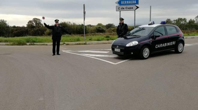 carabinieri bernalda