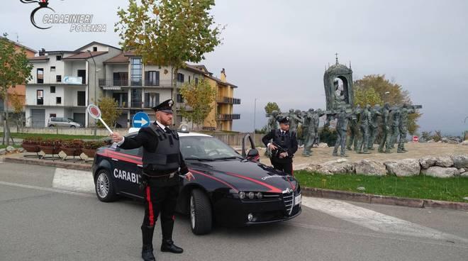Carabinieri Moliterno