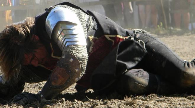 Cavaliere sconfitto