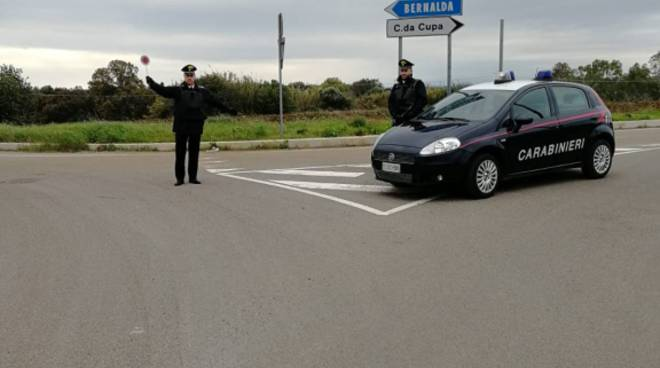 Carabinieri di Bernalda