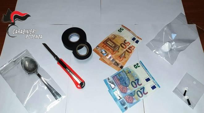 Droga sequestrata a Rionero