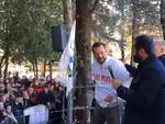 Salvini a Lauria