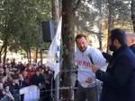 Salvini a Lauria