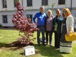 Gianni Fabbris a iniziativa 25 Aprile Cava de' Tirreni