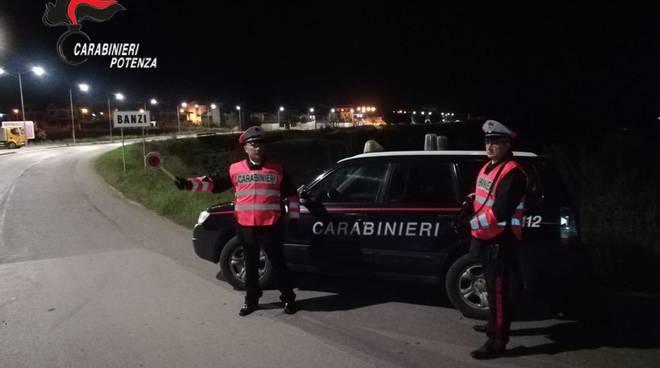 Carabinieri Banzi