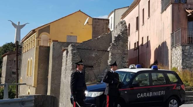 Carabinieri estorsione