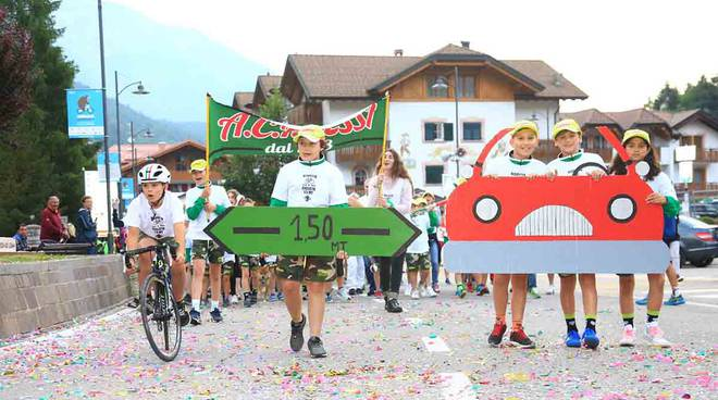 Giovanissimi ciclisti