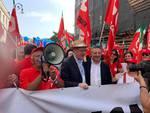 Manifestazione Cgil, Cisl, Uil Reggio Calabria