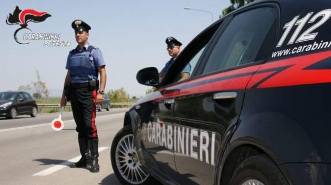 Carabinieri Rionero