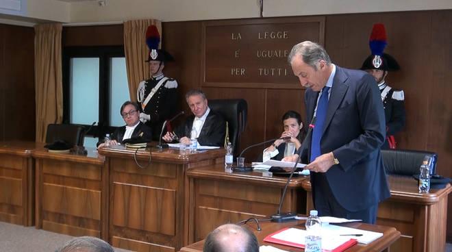 Corte dei Conti, giudizio di parifica