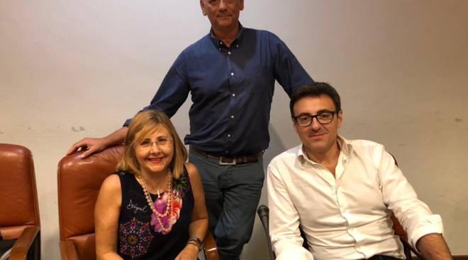 Uil Fpl Basilicata: Maria Lapenna, Antonio Guglielmi, Italo Cantore