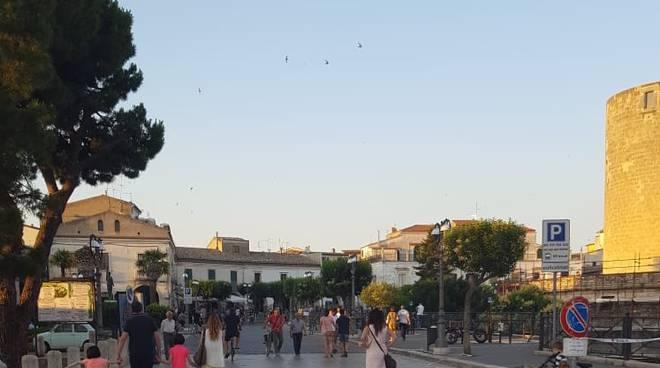 Venosa, Ztl Piazza Castello