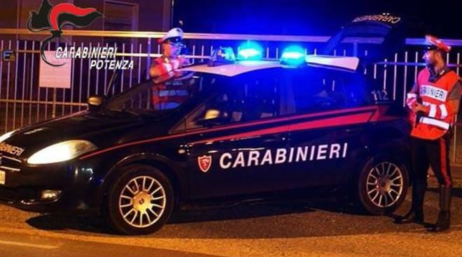Carabinieri Melfi
