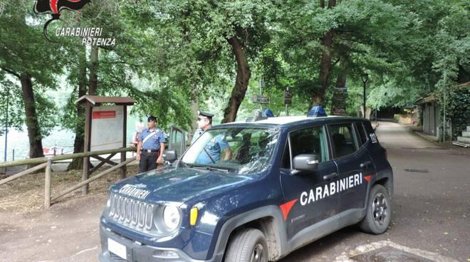Carabinieri Monticchio