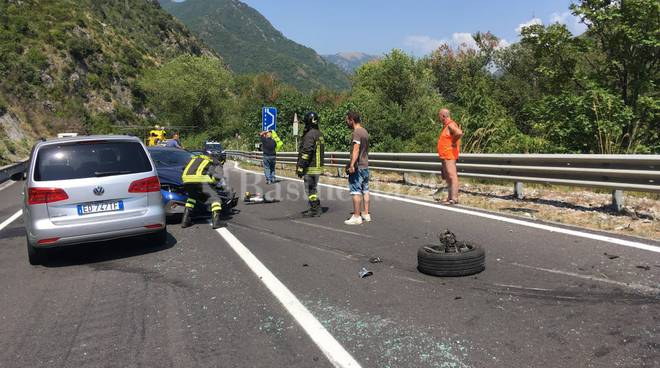 incidente maratea