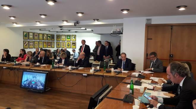 Bardi alla Conferenza Stato-Regioni