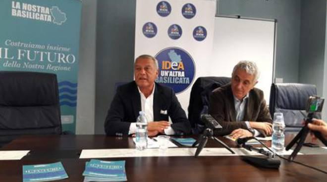 Nicola Benedetto e Gaetano Quagliariello, Idea