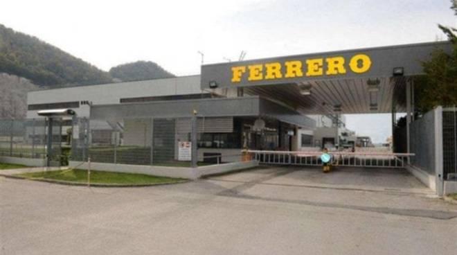 Stabilimento Ferrero, Balvano
